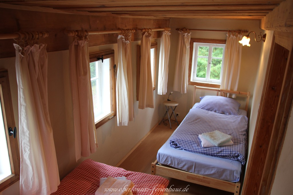 Bilder vom ferienhaus im zittauer gebirge oberlausitz - Sehr kleines schlafzimmer ...